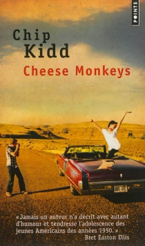 Cheese monkeys - Chip Kidd