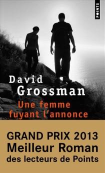 Une femme fuyant l'annonce - DavidGrossman