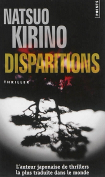 Disparitions - Natsuo Kirino