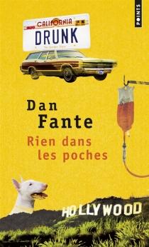 Rien dans les poches - DanFante