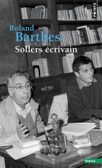 Sollers écrivain - RolandBarthes