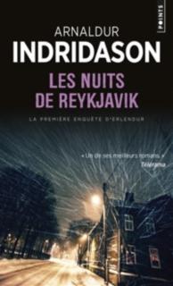 Une enquête du commissaire Erlendur Sveinsson