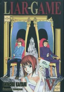 Liar game - ShinobuKaitani