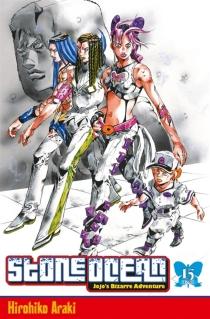 Stone ocean : Jojo's bizarre adventure - HirohikoAraki
