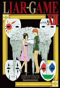 Liar game - Shinobu Kaitani