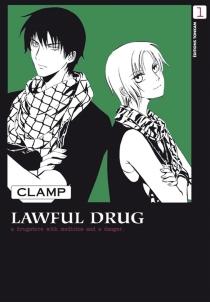 Lawful drug| médicament légal - Clamp