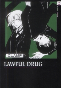 Lawful drug| Médicament légal - Clamp