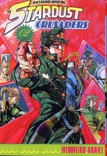 Stardust crusaders : Jojo's bizarre adventure - HirohikoAraki