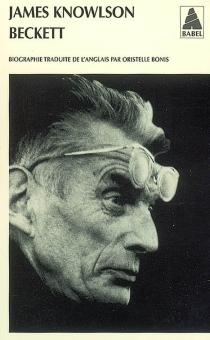 Beckett : biographie - JamesKnowlson