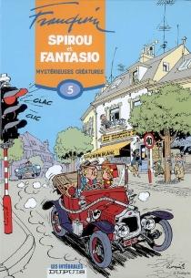 Spirou et Fantasio | Volume 5, Mystérieuses créatures : 1956-1958 - AndréFranquin
