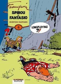 Spirou et Fantasio | Volume 6, Inventions maléfiques : 1958-1959 - AndréFranquin