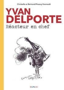 Yvan Delporte, rédacteur en chef - BertrandPissavy-Yvernault