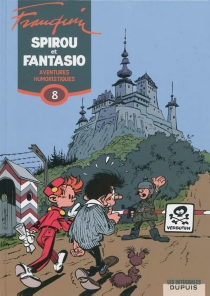 Spirou et Fantasio | Volume 8, Aventures humoristiques : 1961-1967 - AndréFranquin