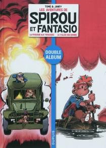 Les aventures de Spirou et Fantasio : double album - Janry