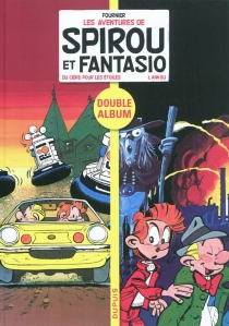 Les aventures de Spirou et Fantasio : double album - Jean-ClaudeFournier