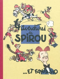 4 aventures de Spirou... et Fantasio, n° 1 - AndréFranquin