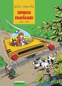 Spirou et Fantasio | Volume 12, 1980-1983 - RaoulCauvin