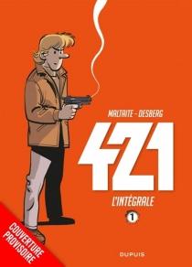 421 : l'intégrale | Volume 1, 1980-1983 - StephenDesberg