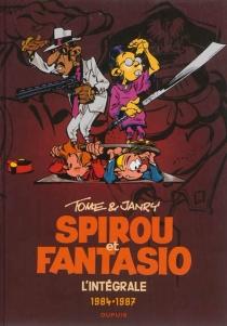 Spirou et Fantasio : l'intégrale | Volume 14, 1984-1987 - Janry