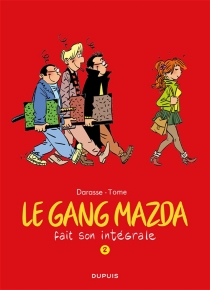 Le gang Mazda fait son intégrale | Volume 2, 1992-1996 - Darasse