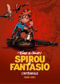 Spirou et Fantasio : l'intégrale | Volume 15, 1988-1991 - Janry