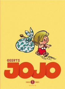 Jojo : intégrale - AndréGeerts