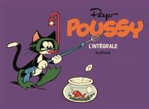 Poussy : l'intégrale - Peyo