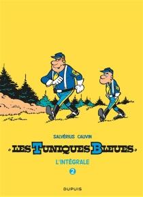 Les Tuniques bleues : l'intégrale | Volume 2 - RaoulCauvin