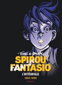 Spirou et Fantasio : l'intégrale | Volume 16, 1992-1999 - Janry
