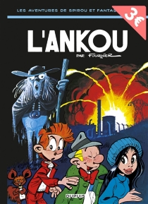 Les aventures de Spirou et Fantasio - Jean-ClaudeFournier