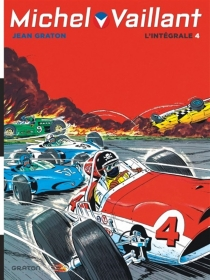 Michel Vaillant : l'intégrale | Volume 4 - JeanGraton