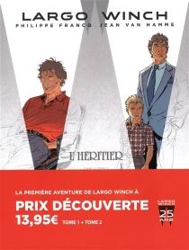 Largo Winch : tomes 1 et 2 - PhilippeFrancq