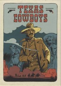 Coffret Texas cowboys - MatthieuBonhomme
