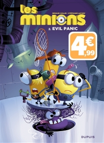 Les Minions - RenaudCollin