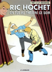Ric Hochet - André-PaulDuchâteau