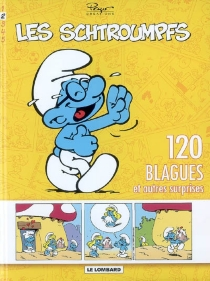 120 blagues de Schtroumpfs - Peyo