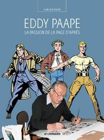 Eddy Paape : la passion de la page d'après - AlainDe Kuyssche