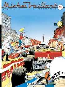 Michel Vaillant : l'intégrale   Volume 9 - JeanGraton