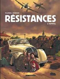 Résistances - Jean-ChristopheDerrien