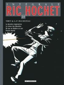 Ric Hochet : intégrale | Volume 19 - André-PaulDuchâteau