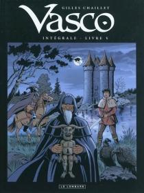 Vasco : intégrale | Volume 5 - GillesChaillet