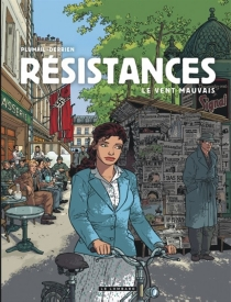 Résistances - Jean-Christophe Derrien