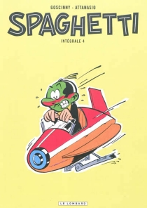 Spaghetti : intégrale   Volume 4 - DinoAttanasio