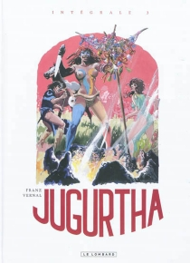 Jugurtha : intégrale | Volume 3 - Franz