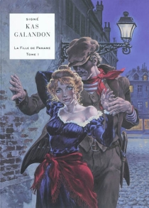 La fille de Paname - Laurent Galandon