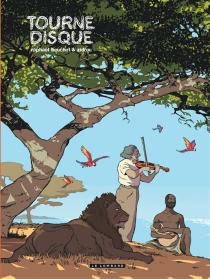 Tourne-disque - RaphaëlBeuchot