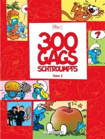 300 gags de Schtroumpfs - Peyo