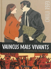 Vaincus mais vivants - Maximilien Le Roy