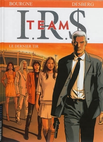 IRS team - Marc Bourgne