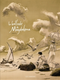 Fourreau La ballade de Magdalena - ChristopheDubois